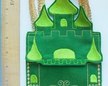 Wizard of Oz Purse - Over the Rainbow