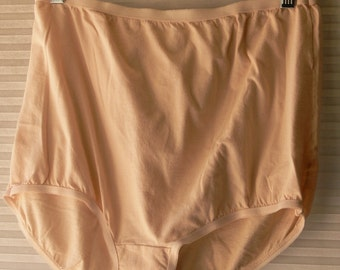 cotton cream panties size 10-50