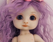 Ball Jointed Porcelain Doll