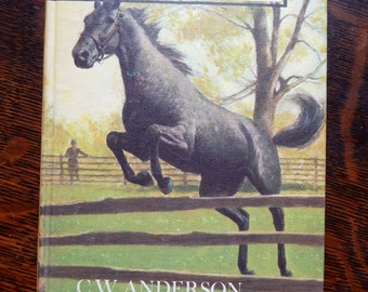 C.W. Anderson - Phantom Son of the Gray Ghost, First Edition