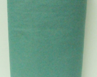 BLUE SPRUCE 20% Wool Felt Blend Sewing and Craft Fabric National Nonwovens
