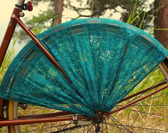 Bicycle Skirt Guard 'Dark Teal'. Bike accessories, bicycle, cruiser accessories