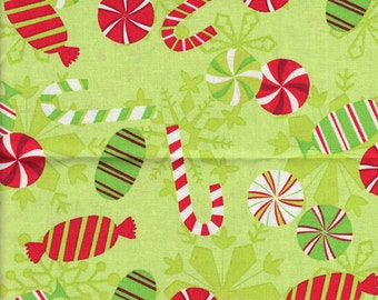 SALE - Christmas Candy Nap Mat Cover