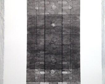 original hand pulled print