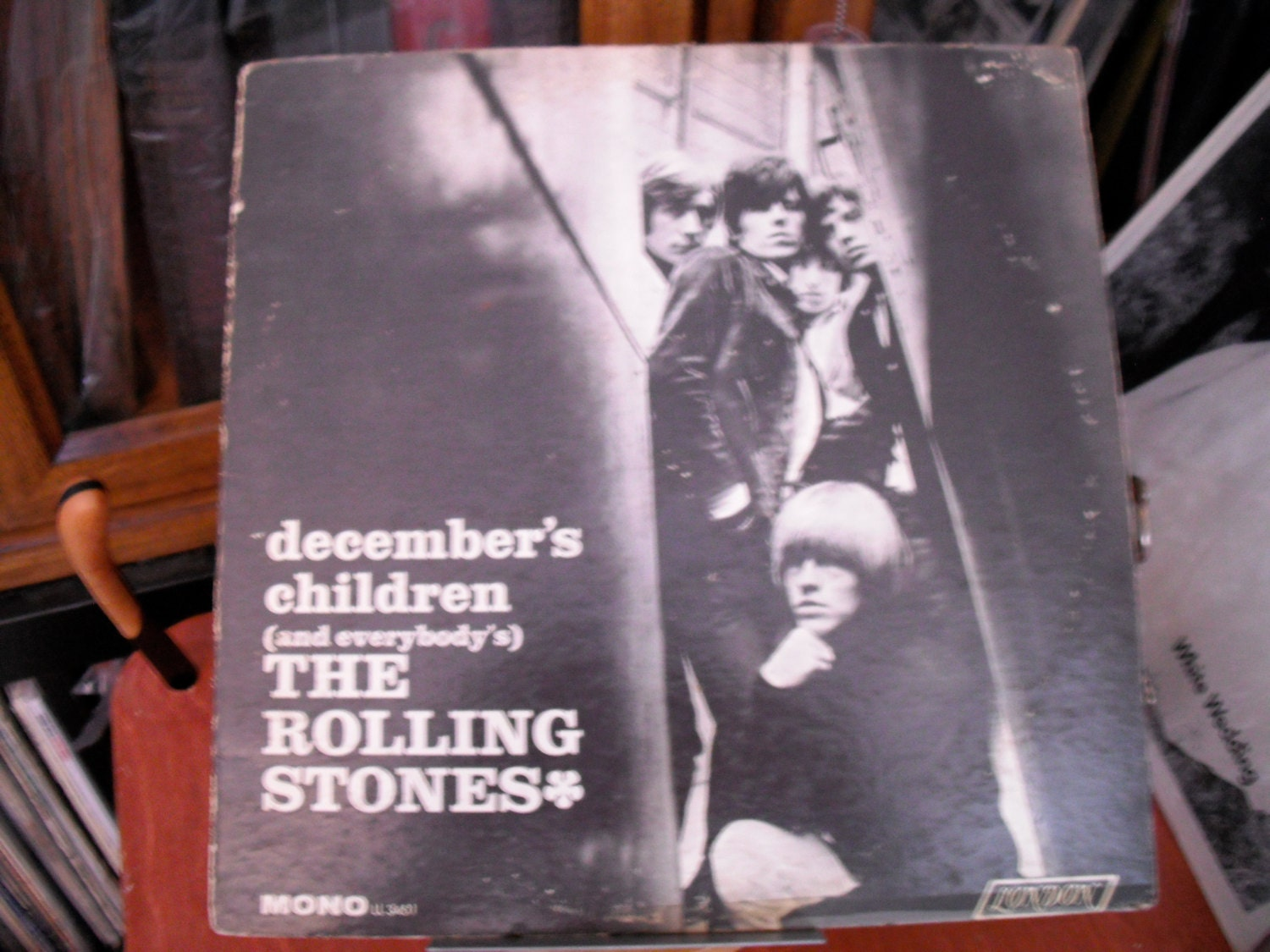 The Rolling Stones Mono Decembers Children And Everybodys 1965