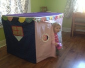 custom table play tent