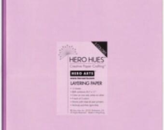 Hero Arts Floral Layering Paper PS619