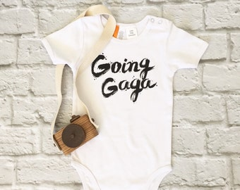 Going Gaga Baby Bodysuit