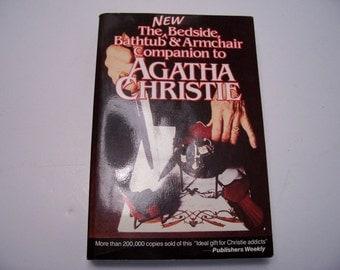 Agathe Christie The Bedside Bathtub and Armchair Companion book