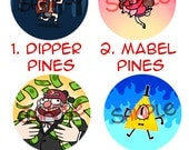 GRAVITY FALLS - Choose One!