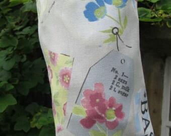 Pantry Labels Carrier Bag Holder