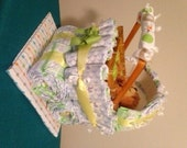 Diaper Carriage - Custom Made To Any Color and/or Theme