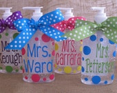 Reserved for Shawna 3 Personalized/Custom Hand Sanitizer