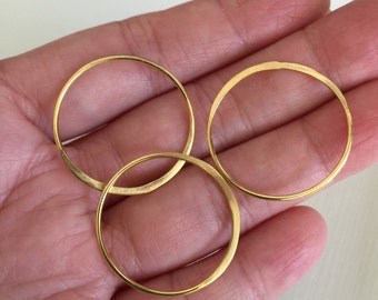Sold by piece 24k gold over sterling silver