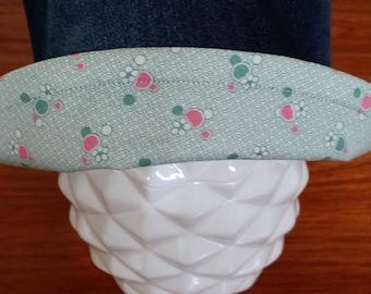 Ladies / Girls Reversible Denim Bucket Hat