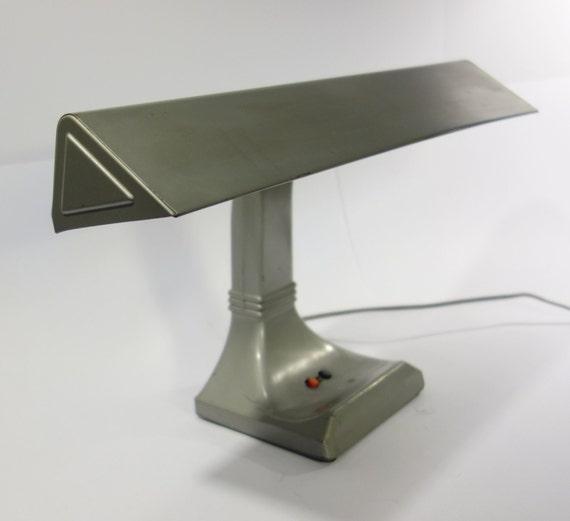 Vintage Industrial Desk Lamp Retro Mid Century Metal Light
