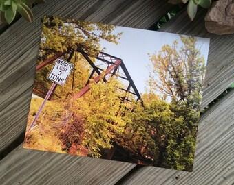 Ole Rome Bridge - 8x10 Lustre/Matte Professional Photography Print