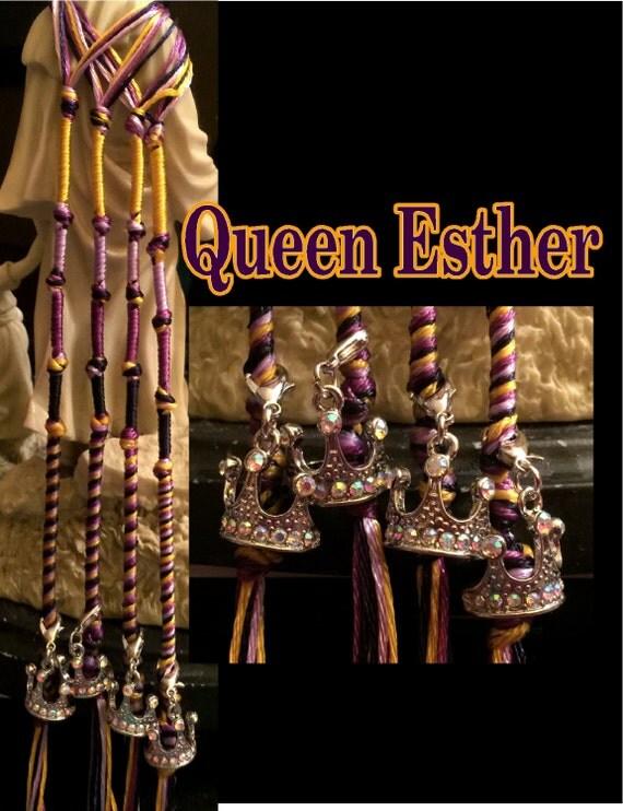 Hadassah (Queen Esther) Tzitzits