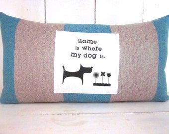 50% CLEARANCE SALE Decorative pillows, rustic pillow, dog pillow, pet decor, dogs,farmhouse decor, animal decor, rustic decor, rustic