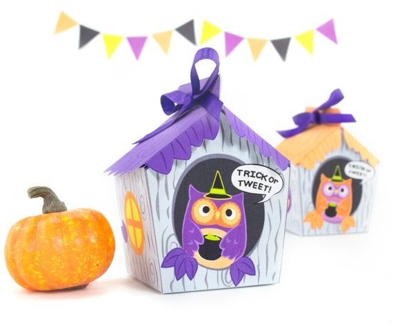 Owl House Treat Box
