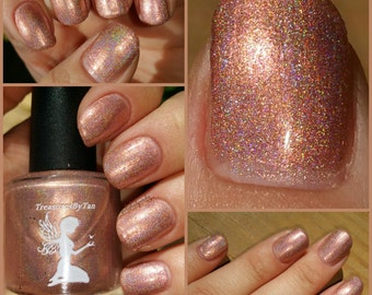 Champagne On Ice: FALLing FOR YOU COLLECTION, Fall Nails, Polish, Holo Polish, Autumn Nails, Lacquer, Holo, Spectraflair, Nail Polish