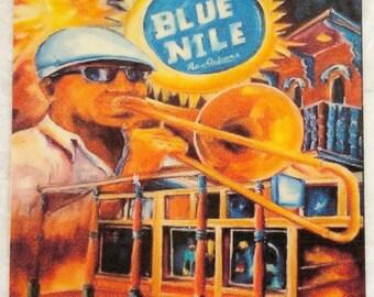 Blue Nile Jazz Club Marigny French Quarter New Orleans Coaster