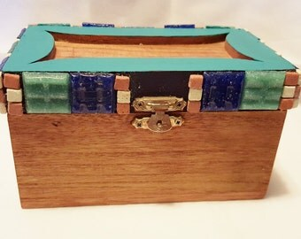 11E Small rectangular Jewelry Box