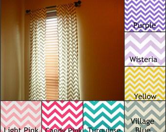 Zigzag Curtains