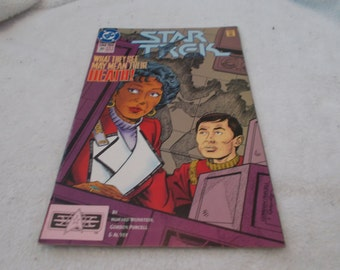 Vintage Comic Book-STAR TREK No 30-April 1992