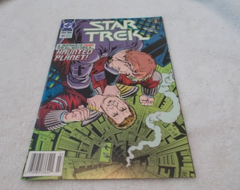 Vintage Comic Book-STAR TREK No 44-March 1993
