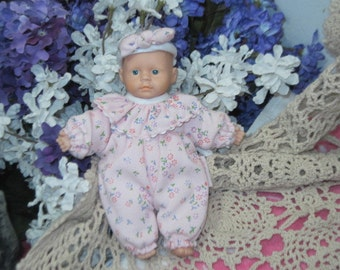 Vintage Small Baby Doll Simba Toys Doll Madeline :)S
