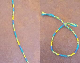 Custom Friendship Bracelet- TWIST