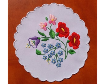 Kalocsa embroidery as lovely present