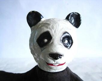 panda hand puppet 1930s