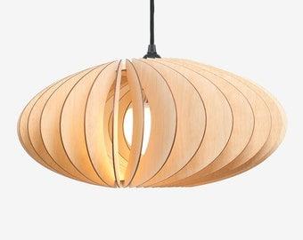 NEFI pendant light, wood lamps,  hanging lamps, pendant lampshades