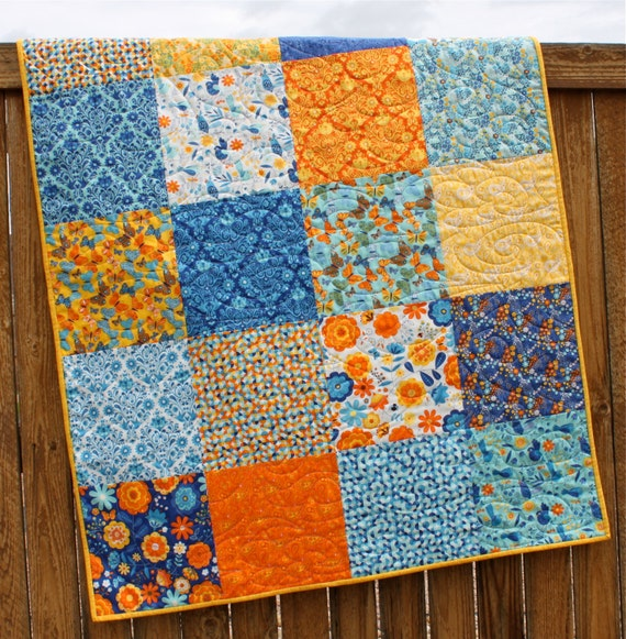 Baby Quilt Kit On The Wing Baby Girl Quilt By