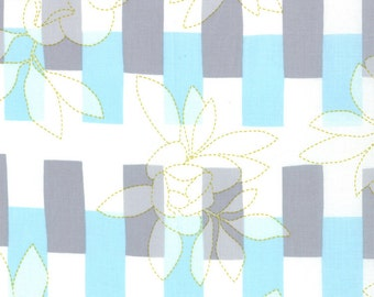 Quilting Weight Cotton Quilt Blocks fabric in Shade by Ellen Baker for Moda 1 yard