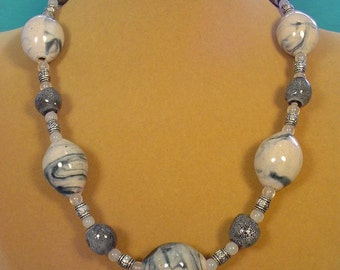 "Great 19 - 20"" Casual Necklace - N452"