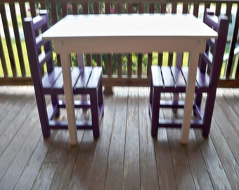 Table And Chairs Set For Older Children, Wood Table And Chairs Set,Kids Table And Chairs,Wooden Table And Chairs,