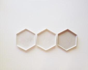 Simple Hexagon Dish