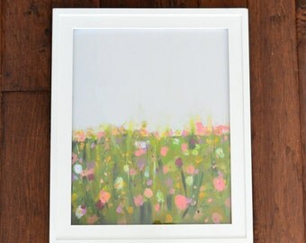 wild flower field