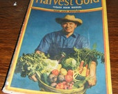 "1947 Texaco Farm Manual ""Harvest Gold"" from Ripley Farm Store, Springfield Ohio"