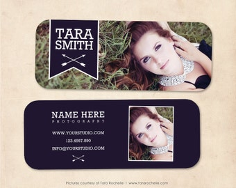 Senior Rep Card Template Photoshop Senior Announcement