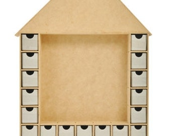 Kaisercraft - Beyond The Page Collection - House of Drawers