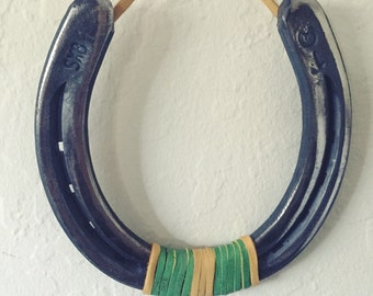 Lucky Horseshoe Wall Hanging