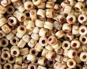 Size 6/0 Matubo Seed Beads - 16 gram Tube - Chalk Travertin Dark - 1463 - Color # 86805