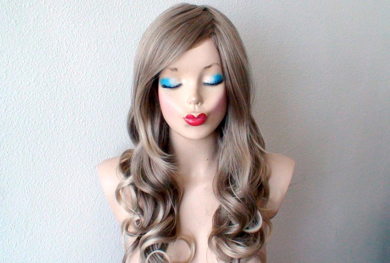 Blonde Dirty Wig 34