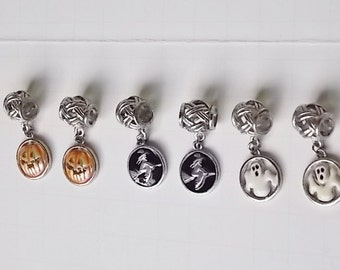 Halloween Theme Pendants Or Charms