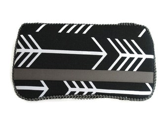 Black Arrow - Baby Wipe Case - Wipes Case - Baby Shower Gift - Ready to Ship