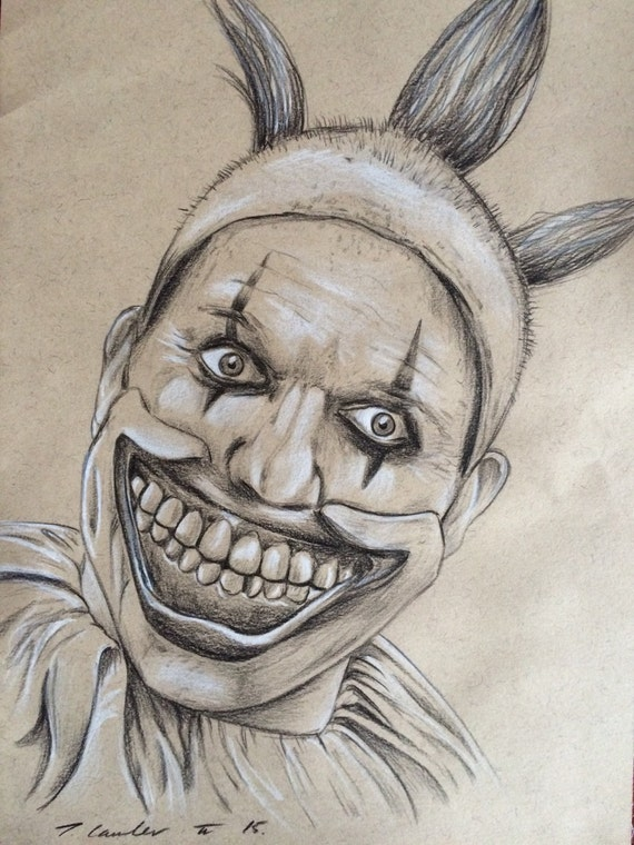 Scary Clown Drawings In Pencil | www.imgkid.com - The ...